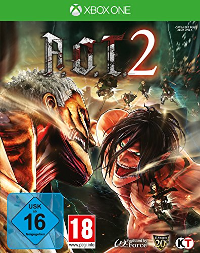 AoT 2 (based on Attack on Titan) [Xbox One]