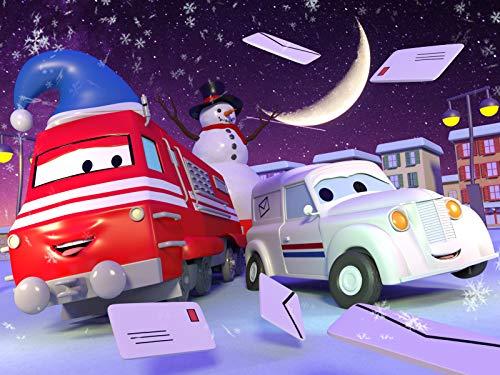 【Weihnachten】Die kleinen Autos Spielen Verstecken ! / Peter das Postauto verteilt Geburtstags Party Einladungen !