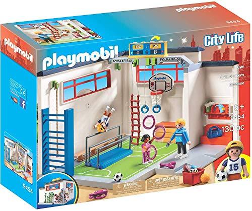 PLAYMOBIL 9454 Spielzeug - Turnhalle