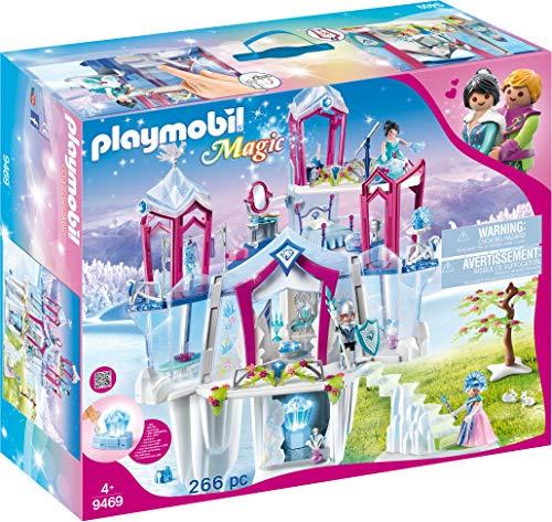 Playmobil 9469 Spielzeug - Funkelnder Kristall palast Unisex-Kinder