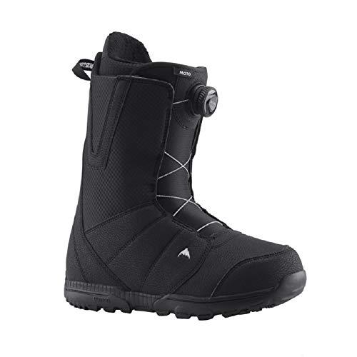Burton Moto Boa Snowboard Boot Black 9.5 D (M)