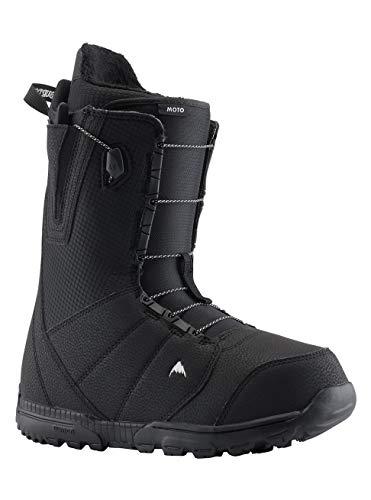 Burton Herren Moto Black Snowboard Boot, 9.5