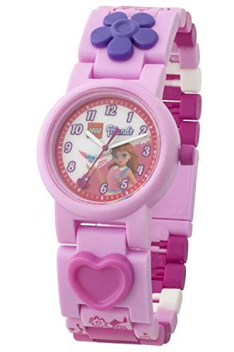 LEGO Watches and Clocks - Mädchen Armbanduhr 8021247
