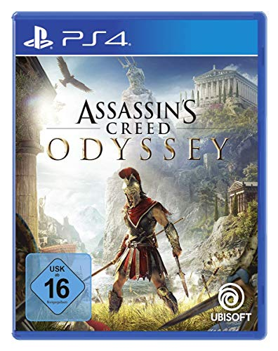 Assassin\'s Creed Odyssey - Standard Edition - [PlayStation 4]
