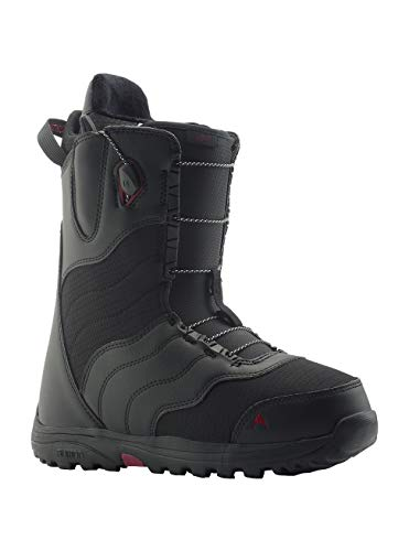 Burton Damen Mint Black Snowboard Boot, 8.5