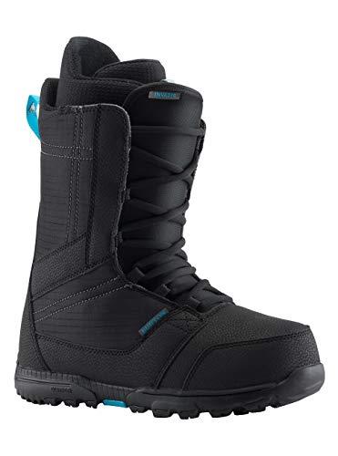 Burton Herren Invader Black Snowboard Boot,40.5 EU