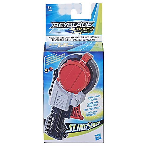 Hasbro Beyblade Burst E3630EU4 BEY Precision Strike Launcher, Multicolour