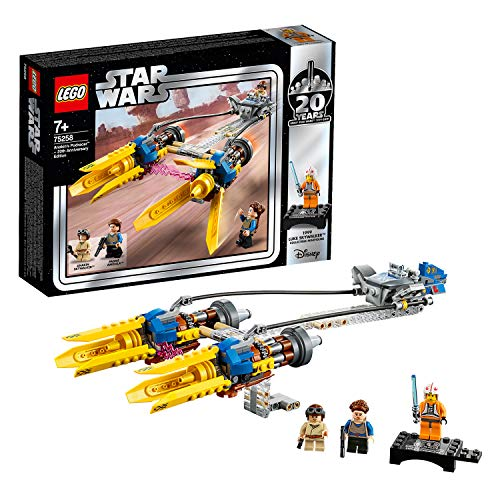 LEGO StarWars75258 Anakin\'s Podracer Bauset Bunt