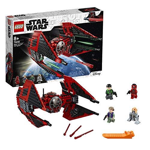 LEGO StarWars75240 Resistance Major Vonreg\'s Tie-Fighter Spielzeug Bunt