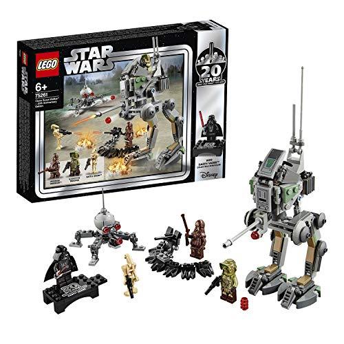 LEGO Star Wars 75261 Clone Scout Walker Bauset Bunt
