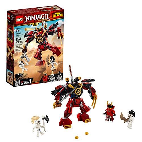 LEGO 70665 NINJAGO Samurai-Roboter Actionfiguren, Spielzeug