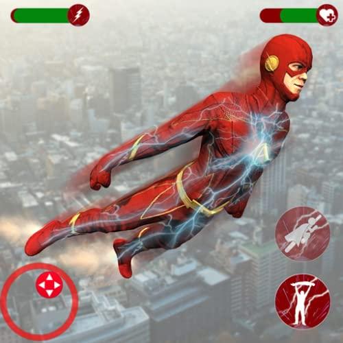 Super Speed Rescue Survival: Fliegende Heldenspiele