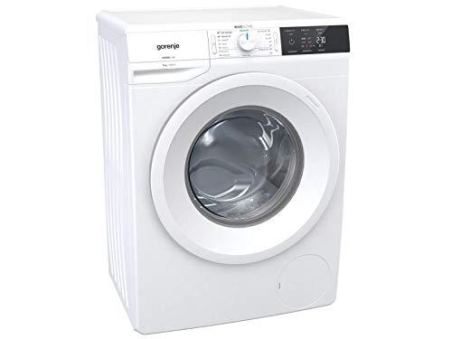 Gorenje WE 74S3 P Waschmaschine / Weiß / 7 kg / Automatikprogramm / Schnellwaschprogramm / Energiesparmodus
