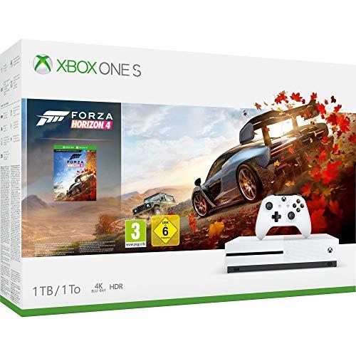 Xbox One S 1TB - Forza Horizon 4 Bundle
