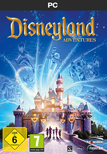 Disneyland Adventures (PC)