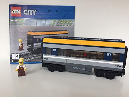 LEGO ® City Speisewagen aus Personenzug 60197 Eisenbahn Waggon