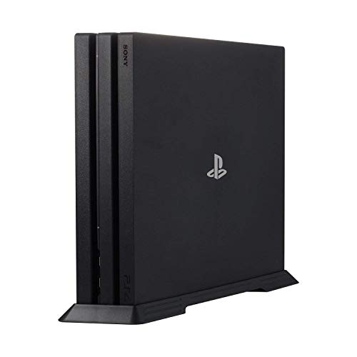 Kailisen PS4 Pro Vertikaler Standfuß für Playstation 4 Pro mit integrierten Kühlschächten und rutschfesten Füßen