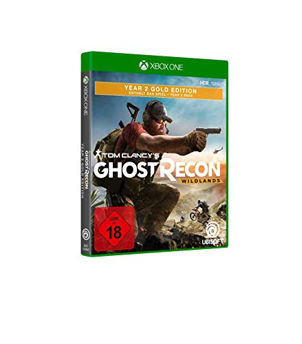 Tom Clancy\'s Ghost Recon Wildlands - Year 2 Gold Edition - [Xbox One]