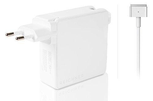 """Reichner 85W Mag 2 Netzteil Notebook Ladekabel für Apple MacBook Pro 13 15\"""" Retina Mac - Mitte 2012, 2013 2014, Mitte 2015 - A1502 A1425 A1398 A1466 - Laptop MD506 ME293D/A ME294D/A MC975D/A MJLQ2D/A"""