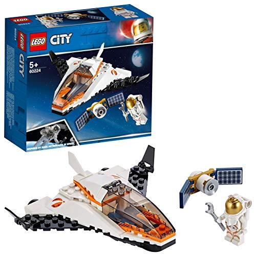 LEGO60224 - City Satelliten-Wartungsmission, Bauset