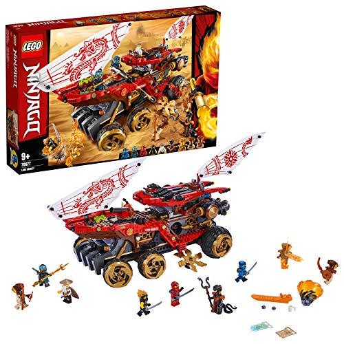 LegoNinjago70677 Wüstensegler, Bauset