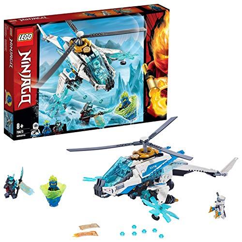 LegoNinjago70673 ShuriCopter, Bauset