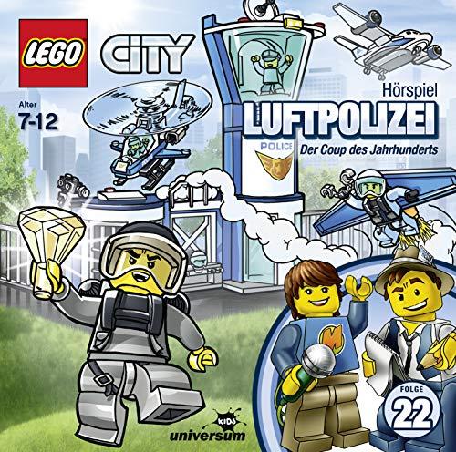 Lego City 22: Luftpolizei