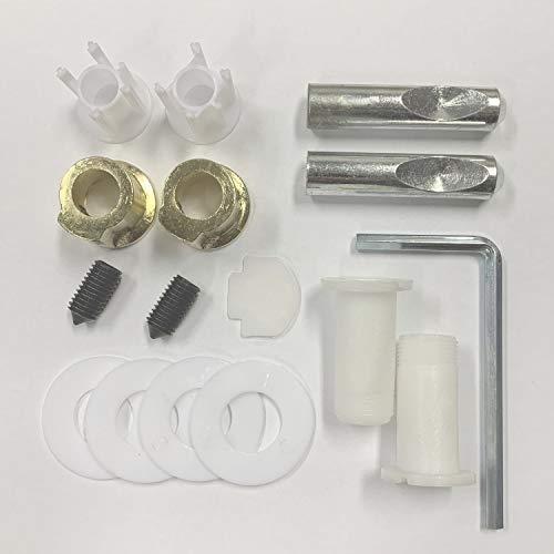 NEG Montage-Set QuickFix-9N (Wandbefestigung) für Hänge-WCs mit verdeckter Wandmontage