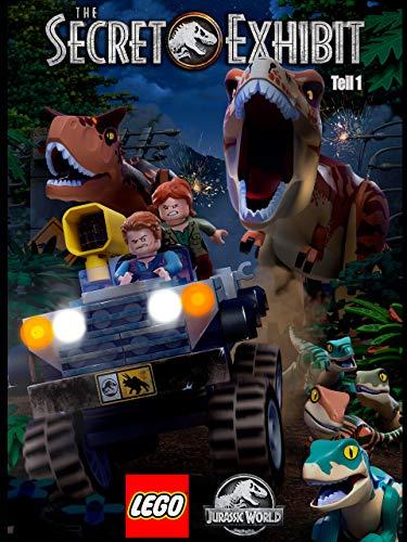 LEGO Jurassic World: Die geheime Ausstellung Teil 1