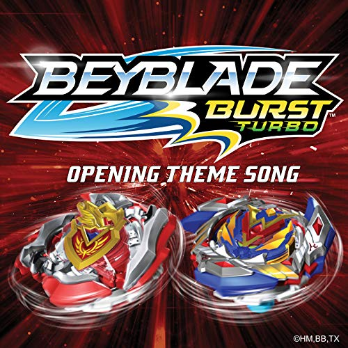 Beyblade Burst Turbo (Opening Theme Song)