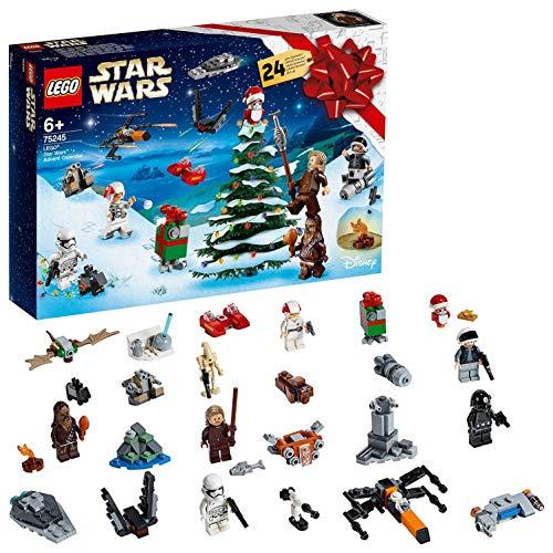 LEGO 75245 Star Wars Adventskalender, Bauset, Mehrfarbig