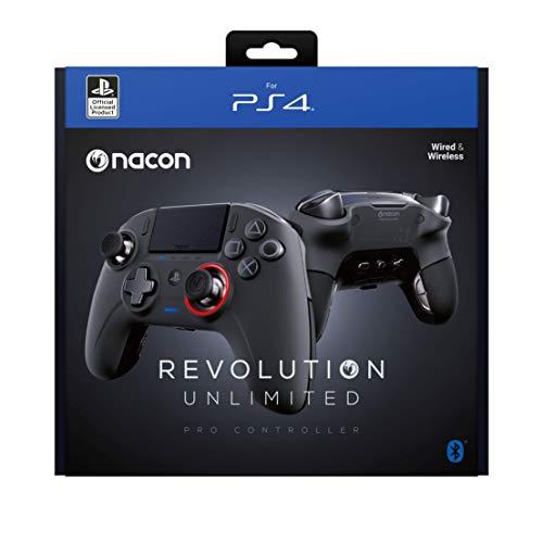 NACON PS4 Revolution Unlimited Pro Controller [Off. lizenz.]