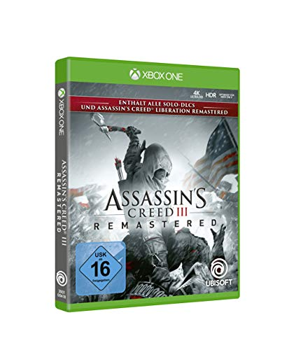 Assassin\'s Creed III Remastered - [Xbox One]