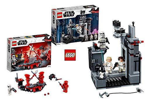 Star Wars Lego 75229 Flucht vom Todesstern + LEGOStar Wars™ 75225 Elite Praetorian Guard™ Battle Pack