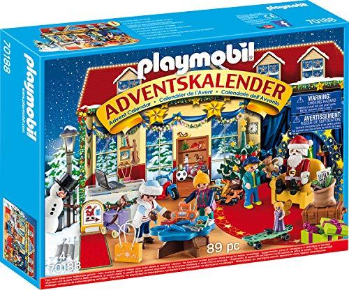 PLAYMOBIL 70188 ADVENTSKALENDER Spielzeug, Rollenspiel, bunt, one Size