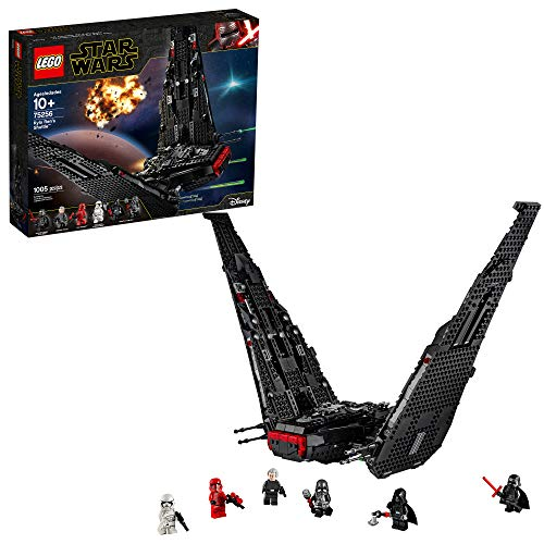 """Disney Lego Star Wars 75256 - """"Der Aufstieg Skywalkers"""" Kylo Ren's Shuttle (1005 Teile)"""