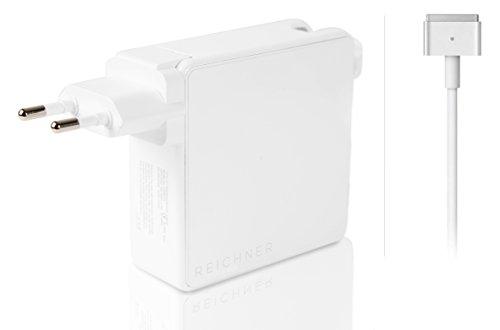 Reichner 60W 45W Netzteil Notebook Ladekabel kompatibel mit Apple MacBook Pro 13 Retina - Ende 2012, 2013, 2014, Anfang 2015 - A1425 A1435 A1502 - Mac Laptop Ladegerät ME865D/A MD565 MD565D/A MD565D/B