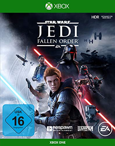 Star Wars Jedi: Fallen Order - Standard  Edition - [Xbox One]