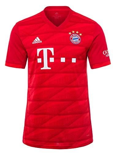 FC Bayern München Trikot Home 2019/20, ohne Spielerflock, Größe L