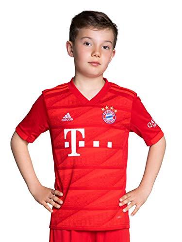 FC Bayern München Kinder Trikot Home 2019/20, ohne Spielerflock, Größe 128