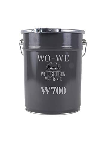Bodenfarbe Bodenbeschichtung Betonfarbe W700 Anthrazit Grau ähnl. RAL 7016 - 5L