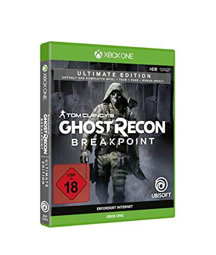 Tom Clancy\'s Ghost Recon Breakpoint - Ultimate Edition mit exklusivem Bonus auf Amazon.de - [Xbox One]