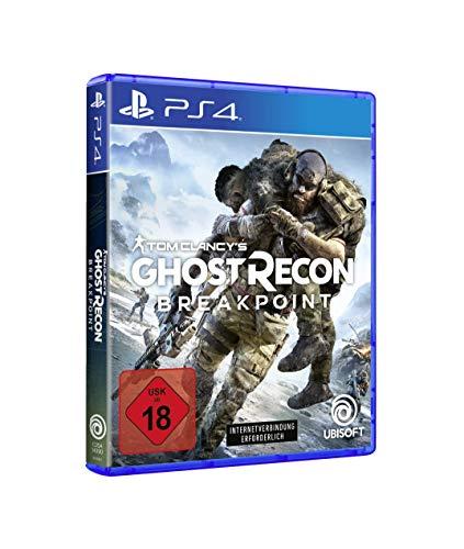Tom Clancy's Ghost Recon Breakpoint  Standard mit exklusivem Bonus auf Amazon.de - [PlayStation 4]