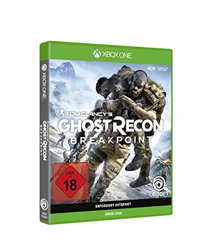 Tom Clancy\'s Ghost Recon Breakpoint  Standard mit exklusivem Bonus auf Amazon.de - [Xbox One]