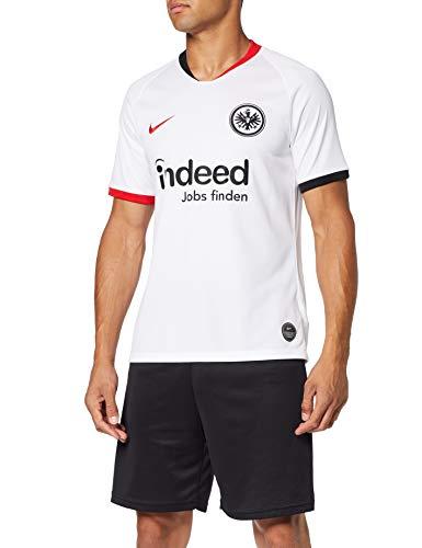 Nike Herren SGE M NK BRT STAD JSY SS AW Football T-Shirt, White/University red Full Sponsor, XL