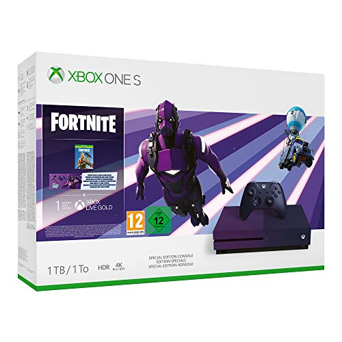 Xbox One S 1TB - Fortnite Special Edition Bundle