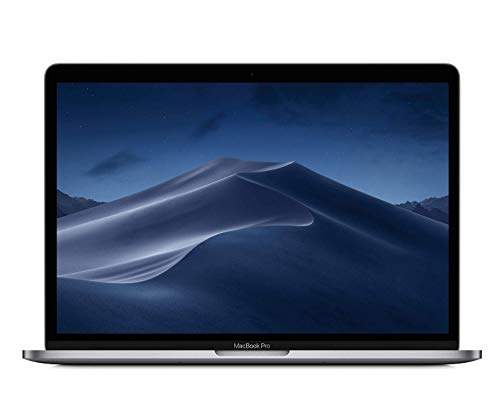 "Neues Apple MacBook Pro (13\"", 8GB RAM, 256GB Speicherplatz, 2,4GHz Intel Core i5) - Space Grau"