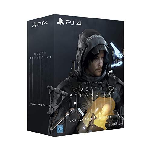 Death Stranding - Collectors Edition [PlayStation 4]