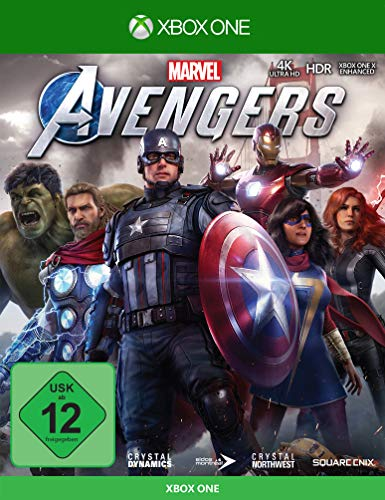 Marvel\'s Avengers - Standard Edition - [Xbox One]