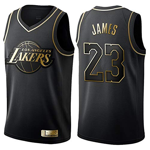 NBA Lakers 23# James Trikot Herren Basketball Anzug